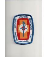 Blackhawk Area Council Lutheran Scouters Association patch - $4.16
