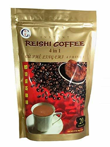 Primary image for CB Reishi Coffee 4 in 1