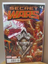 Marvel Comics Secret Wars #4 of 8~2015~Ex/NM~Bagged/Boarded~Ships Free! - $4.95