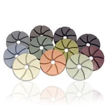 "ZERED 5"" ECODIAMANT EDGE Polishing Disc for Quartz, Marble, Granite, Eng... - $65.00"