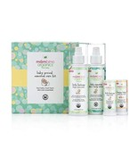Mambino Organics Baby Arrival Kit Essential Care Kit, Little Bottoms Diaper - $53.01