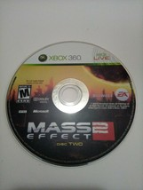 Mass Effect 2 (Disc 2) Microsoft Xbox 360 Game Disc Only - $8.94