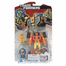 Transformers Generations Deluxe Class Autobot Scoop Figure - $23.21