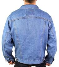 Levi's Men's Premium Classic Cotton Button Up Denim Jean Jacket 705070389 image 2