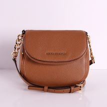 Michael Kors Bedford Small Messenger Leather Acorn Cross Body Bag - $103.00