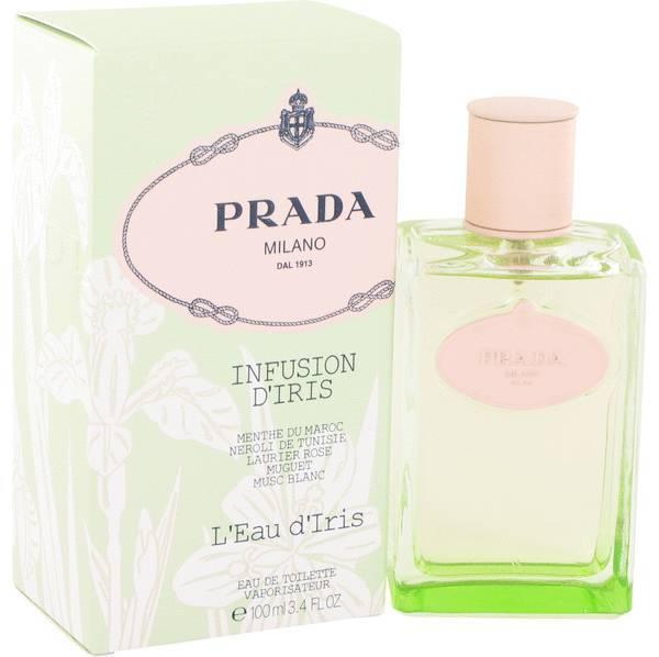 Aaaaprada infusion d iris l eau d iris perfume