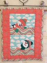 Wall Hanging 12 x 14 Snowman - $35.00
