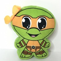 "Nickelodeon Teenage Mutant Ninja Turtle Michelangelo Plush Doll 8"" Tall - $15.75"
