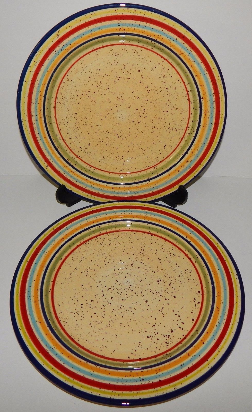 2 Pfaltzgraff Sedona Hand Painted Stripe and 31 similar items