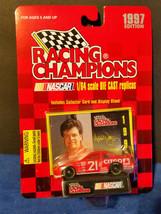 1997 Racing Champions Michael Waltrip #21 Citgo Ford Taurus NASCAR - $4.70