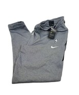 Nike Men NBA Team Issued Milwaukee Bucks Gray Sweatpants 932974 032 Sz 4... - $75.95