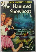 Nancy Drew Mystery no.35 The Haunted Showboat 1961A-11 hcdj Carolyn Keene - $15.00
