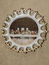 Vintage Napco China The Last Supper Plate Hand Painted China Collectable... - $9.89