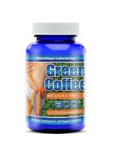 MaritzMayer Laboratories Green Coffee Bean Extract, 800 mg per Capsule, ... - $23.12