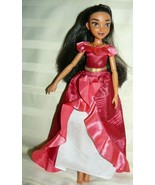 "Disney Elena of Avalor with jointed arms Singing Doll 11"" - $8.61"