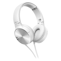 Pioneer Headphone SE-MJ722TW with microphone (White) - $164.99