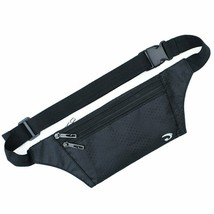 NAOKI LOVE Waist Pack Bag Ultrathin Hide Purse Outdoor Sports Jogging Tr... - $13.85+