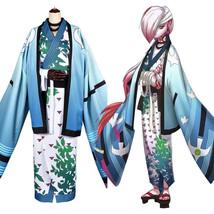 阴阳师一目连Yin Yang Master Onmyouji Ichimokuren Cosplay Costume Outfit Kimono... - $85.00+