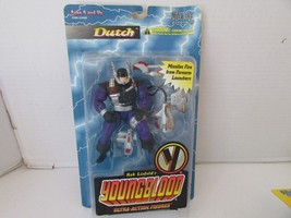 """Mcfarlane Toys 13102 Youngblood Action Figure Dutch 5.5"""" New L130 - $9.75"""