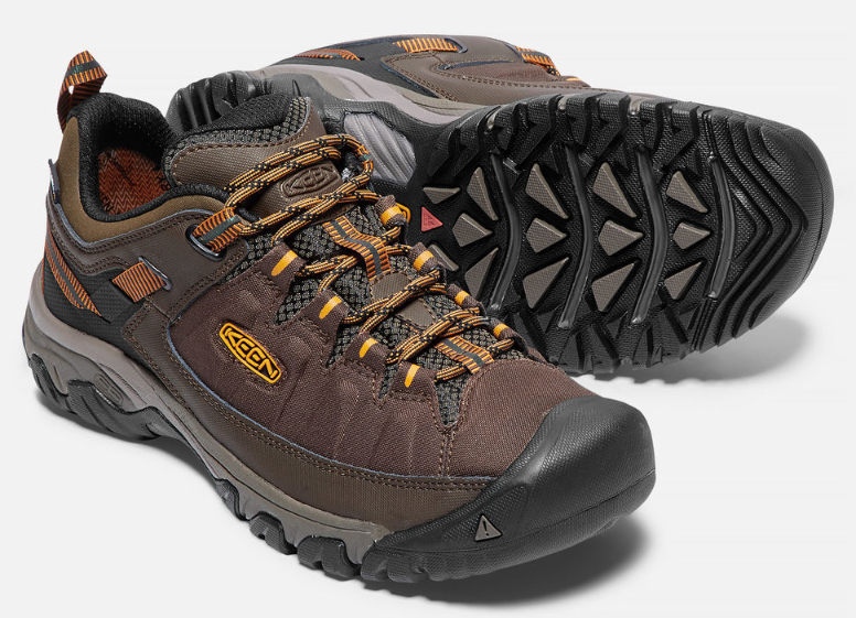 Keen Targhee EXP Low Top Size: US 11.5 M (D) EU 45 Men's WP Hiking Shoes 1017722