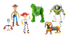 Disney Pixar Toy Story RV Friends 6-Pack Figures Officially Licensed NIB... - $96.91