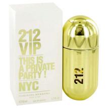 212 Vip by Carolina Herrera 1.7 oz EDP Spray Perfume for Women New in Box - $59.12