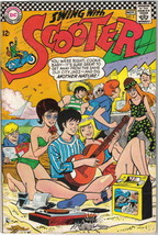 Swing With Scooter Comic Book #3 DC Comics 1966 FINE+ - $21.20