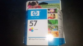 HP invent 57 tricolor cartridge - Item#C6657AN option 140 - $6.50