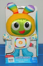 NEW Fisher-Price Bright Beats Groove & Glow BeatBo Plush Musical Learning Toy - $10.90