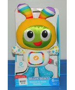NEW Fisher-Price Bright Beats Groove & Glow BeatBo Plush Musical Learnin... - $11.90
