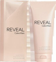 Calvin Klein REVEAL Sensual Body Lotion for Woman 6.7oz 200ml NEW in BOX  - $22.05