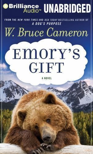 Emory's Gift by W. Bruce Cameron 2012 CD Unabridged AudioBook
