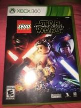 Lego Star Wars: la Force Awakens (Microsoft Xbox 360) - con Collectors T... - $26.59
