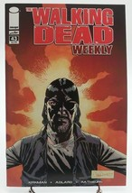 The Walking Dead Weekly #43 Image Comics Kirkman Adlard Rathburn AMC - $15.23