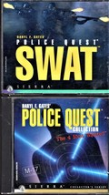 PC Windows Game - Police Quest SWAT & Police Quest COLLECTION - $9.90