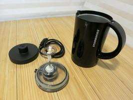 Starbucks Electric Milk Frother Warmer Model SB-235 Coffee Latte Cappucc... - $36.45 CAD