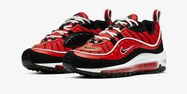 Nike Air Max 98 Grade School Size 5Y Style # BV4872-601 - $128.65