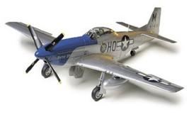 Tamiya 61040 1/48 North American P-51D Mustang 8th Air Force from Japan - $46.62