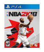 NBA 2K18 PS4 - $104.99