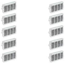10pcs Air Filter Fridge AP4538127 Fresh Flow W10311524 - $28.37