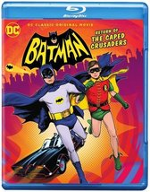 Batman: Return of the Caped Crusaders [Blu-ray+DVD]