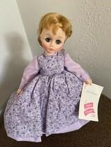 Vintage Madame Alexander Louisa May Alcott's Little Women Meg 1323 Box/S... - $9.99