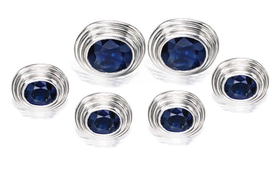 925 Sterling Silver Natural Fine Quality Blue Sapphire Gemstone Handmade Design