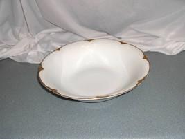 Vintage Royal Austria O & E G China Gold Trim Round Bowl AUS89A Ranson B... - $74.25