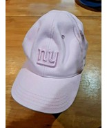 New York Giants NFL Reebok Pink  Slouch Hat Cap Child One size - $9.89