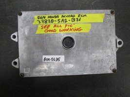 14 Honda Accord Ecm #37820-5A2-B71 *See Item* - $69.30