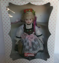 "Countess Madeleine Sweetheart Doll 12"" Winzerin  - $23.76"