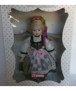 "Countess Madeleine Sweetheart Doll 12"" Winzerin  - $23.76"