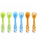 Munchkin 6 Piece Fork and Spoon Set - $19.58