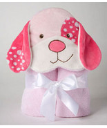 Pink Dog Hooded Towel - $30.00